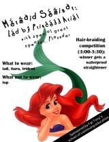 Mermaid, Lumberjack, and Merjack Seminars JustAdded!