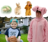 Things the Guy in the Bunny Suit Would Rather Be Doing on Easter
