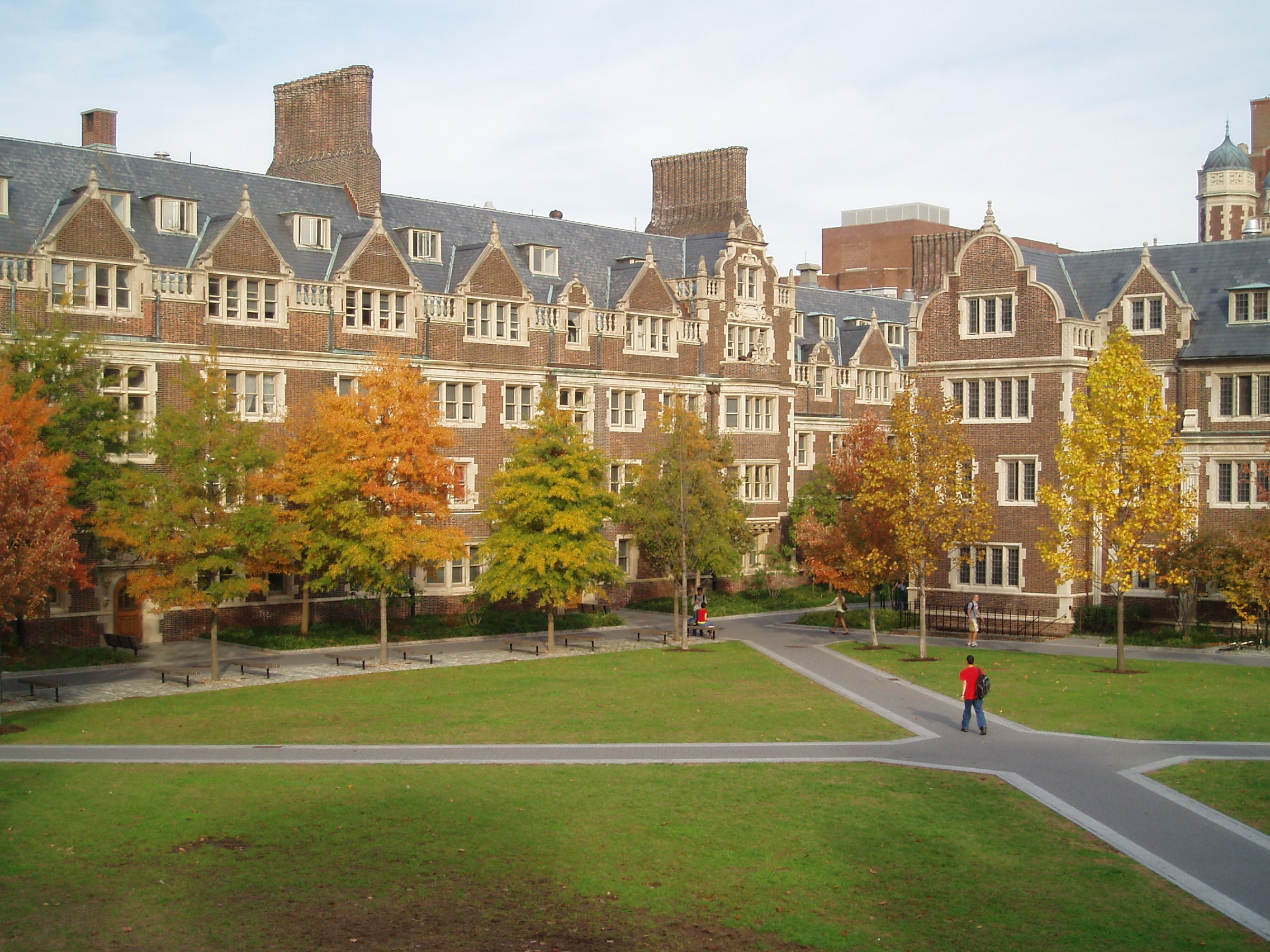 UPenn Guidebook vs  Reality – The Pennsylvania Punch Bowl