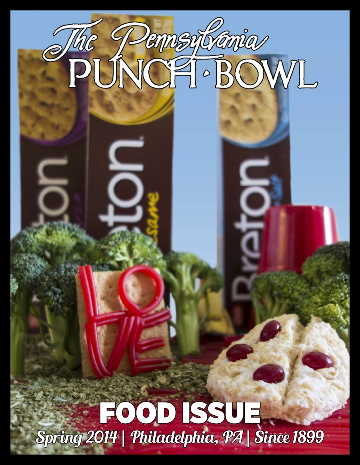 Click HERE to read The Food Issue!