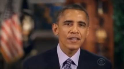 Obama Telecast