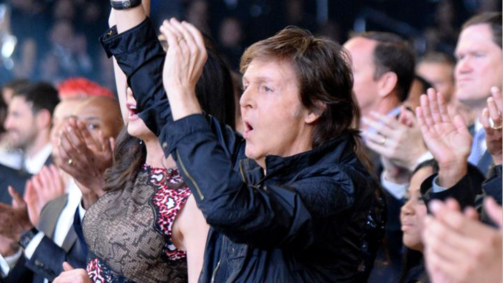 Paul McCartney Is Excited