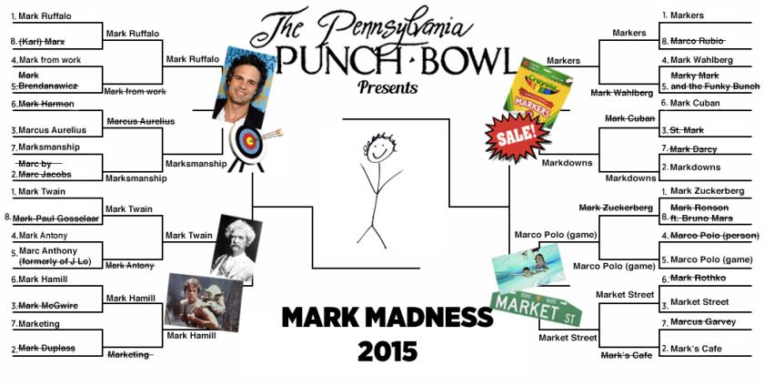 Mark Madness (1)