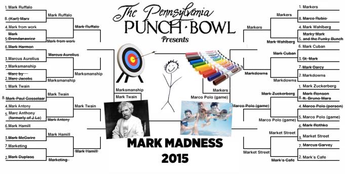 Mark Madness (2)