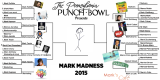 MARK MADNESS ROUND 1 RESULTS