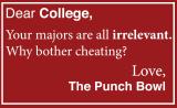 Honest Campus CheatingSigns