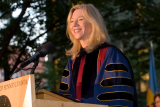 Punch Bowl Endorses Amy Gutmann for UA SAS Rep
