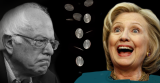 After Six Coin Tosses, Sanders Camp Complains that Money Bought Iowa